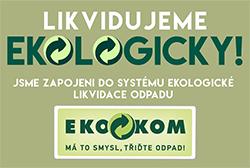 Likvidujeme ekologicky