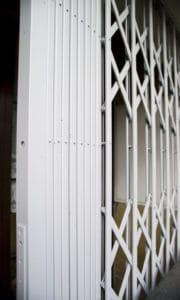 Nůžkové mříže