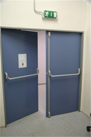 Protipožární dveře ZK