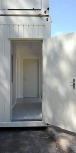 Ocelové dveře ZK