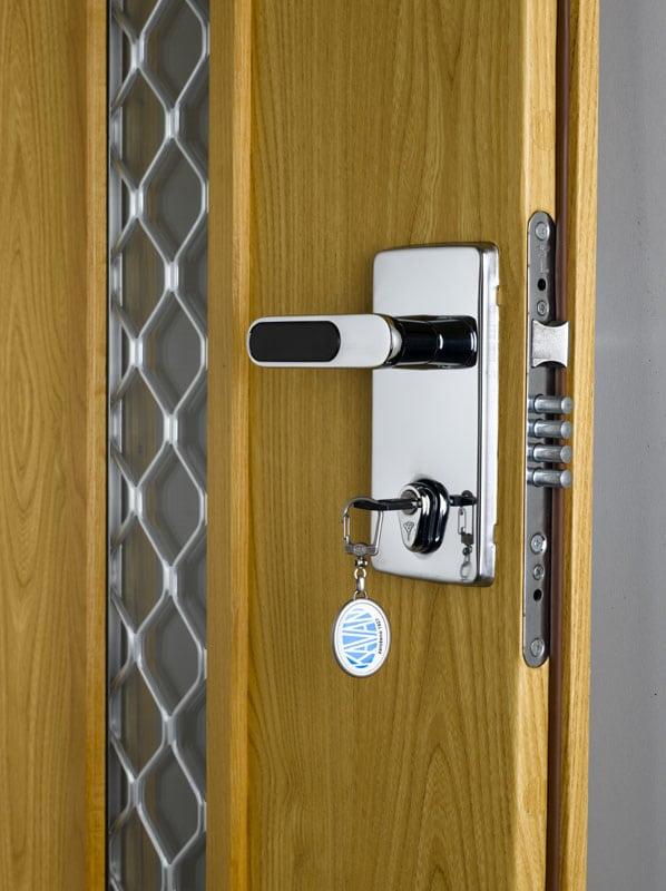 Bezpečnostní dveře