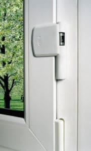 Zabezpečení oken ABUS