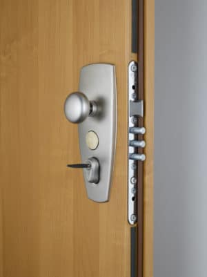 Bezpečnostní dveře Kavan