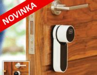 Otevírejte své dveře pomocí telefonu, otisku prstu, číselného kódu nebo dálkového ovládání