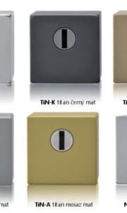 Bezpečnostní rozeta M&T Minimal
