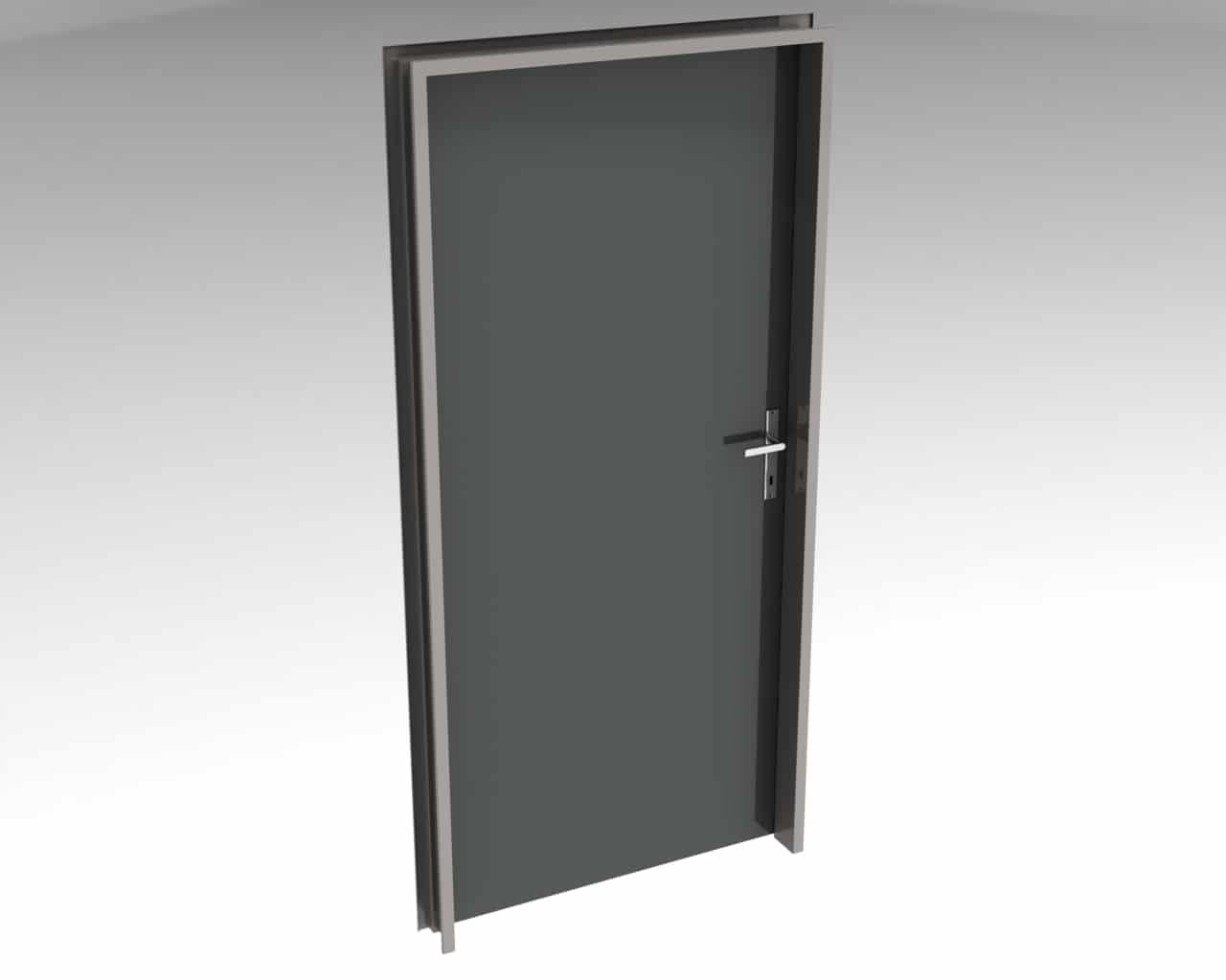 Ocelove dvere FRD III