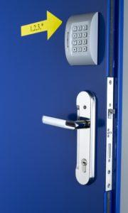 Bezpečnostních dveře Vario EL VD 4
