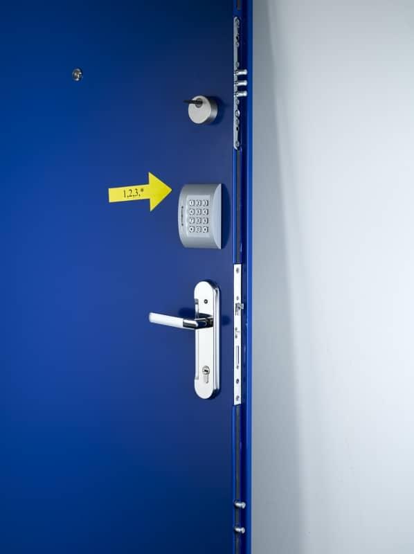 Bezpečnostní dveře Vario EL VD