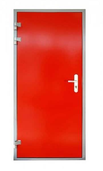 Bezpečnostní dveře FRD IV RC3 se zárubní