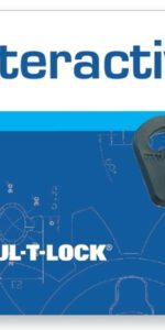 Bezpečnostní vložka Mul-T-Lock - karta