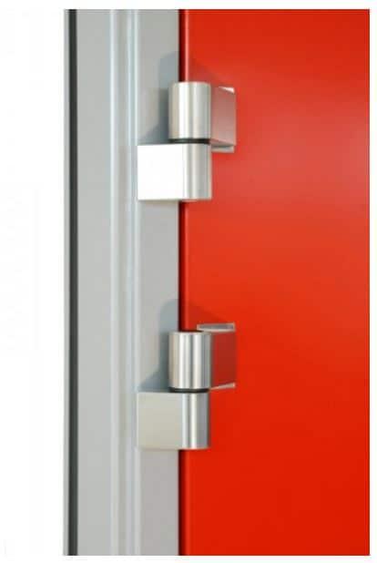 Bezpečnostní dveře FRD IV RC3 - speciální panty