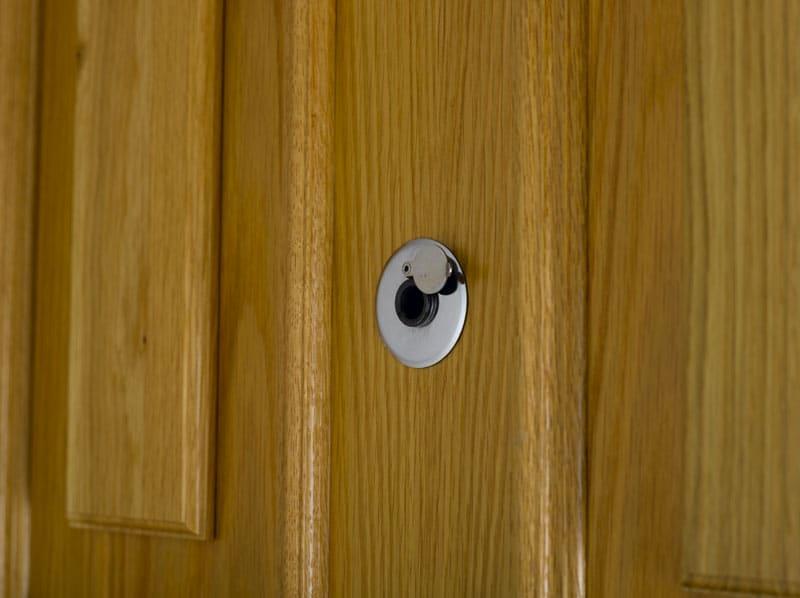 Panoramatické dveřní kukátko