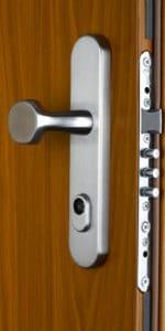 Bezpečnostní kování SB 5200 ZA nerez