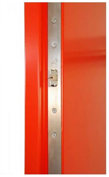 Bezpečnostní dveře FRD IV RC3 - střelka lištového zámku GU