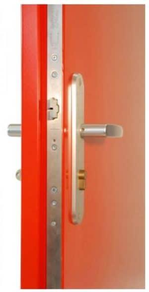 Bezpečnostní dveře FRD IV RC3 - lištový zámek GU