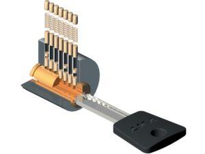 Bezpečnostní vložka Mul-T-Lock 7x7