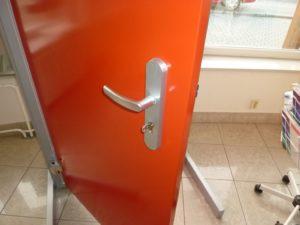 Bezpečnostní dveře FRD IV RC3