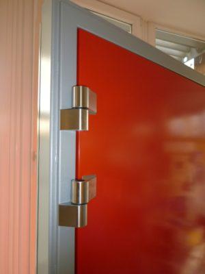 Bezpečnostní dveře FRD IV RC3 - speciální pant