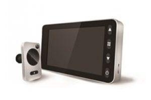 Digitální kukátko Mul-T-Lock GotU+ s pohybovým senzorem